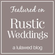 Rustic Weddings a lulawed blog